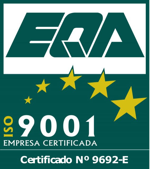 Certificación Sistema de Calidad UNE - EN - ISO 9001:2015