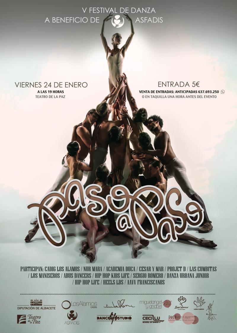 V Edición del Festival Paso a Paso