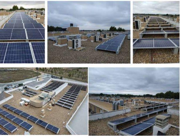Álamos Corporación se suma al uso de la energía sostenible